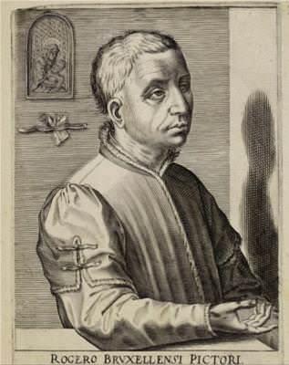 Rogier van der Weyden, Dutch Northern Renaissance painter